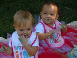 ShilohMae 1st birthday
